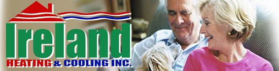 Ireland Heating & Cooling, Inc. 211 Atcher St. Radcliff, KY 40160 - Phone: (270) 351-3522