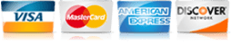 For AC in Radcliff KY, we accept most major credit cards.